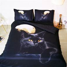 fanaijia high quality 3d cat bedding set size galaxy