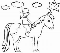 Ausmalbilder Malvorlagen Pferde Pferde Ausmalbilder 1 Ausmalbilder Gratis