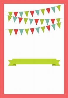 Free Party Invite Templates For Word Red Pennants Free Printable Bbq Party Invitation