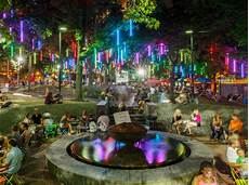 Park In Philly With Lights The 35 Most Romantic Attractions And Activities In
