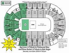 Fleetwood Mac Cleveland Seating Chart Big Love A Tribute To Fleetwood Mac