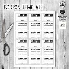 Coupon Book For Boyfriend Template Coupon Book Coupon Template Empty Love Coupon By