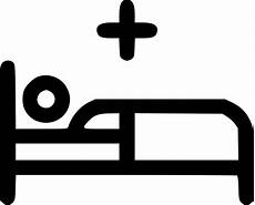 hospital bed svg png icon free 491520