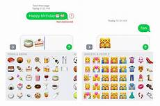 Emoji Pictures Text Emoji And Sticker Messages And In Ios 10