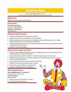 Non Fast Food Jobs For 16 Year Olds Cashier Resume How To Write 16 Examples Cashiers