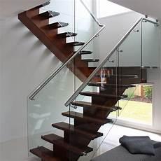corrimano in vetro per scale nuovo design in vetro trasparente corrimano per scale per