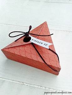 giveaways schachteln basteln basteln mit papier basteln
