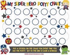 Potty Training Sticker Chart Printable Potty Training Sticker Chart Potty Training Sticker