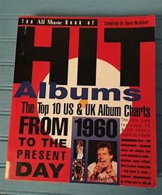 Uk Album Charts 1995 Hit Albums Top Us Uk Dave Mcaleer 1960 1995 Free Shipping