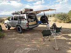 Expedition Vehicle Toyota Fj60 Land Cruiser