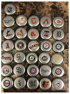 Coors Light Baseball Caps 2019 2019 Coors Light Mlb Team Logo Bottle Cap Complete