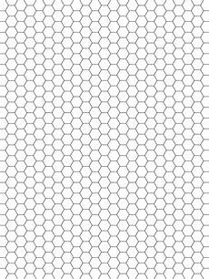 Printable Hex Grid Graphpaper Amp Hexmaps On The Ipad Jed Mcclure