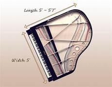 Baby Grand Piano Dimensions Baby Grand Piano Dimensions Measuring A Piano Euro Pianos