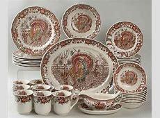 Johnson Brothers HIS MAJESTY 36 Piece Dinnerware Set 9915174