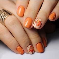 Fall Color Nail Designs 55 Trendy Manicure Ideas In Fall Nail Colors