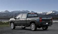 chevrolet models 2020 2020 chevy silverado hd high country reveals its all new