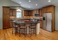 Triangle Kitchen Island Prairie Kitchen Rustic Kitchen Minneapolis By