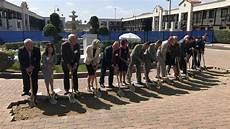 Jobs In Anaheim Anaheim Breaks Ground On Westin Resort Promises 2000 Jobs