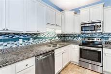 kitchen backsplash blue 33 blue and white kitchens design ideas designing idea