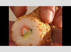 Perfect Sushi Roll Maker  Easy Sushi Maker!   YouTube