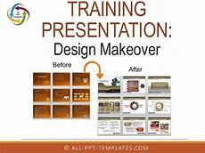 Training Presentation Powerpoint Communication Training Presentation Makeover