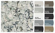 Cambria Quartz Color Chart Sherwin Williams Paint Colors Generated To Coordinate With