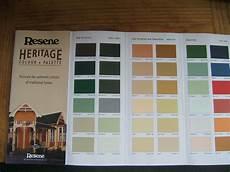 Heritage Paint Colour Chart Diary Of A Villa Renovation Choosing Exterior Paint