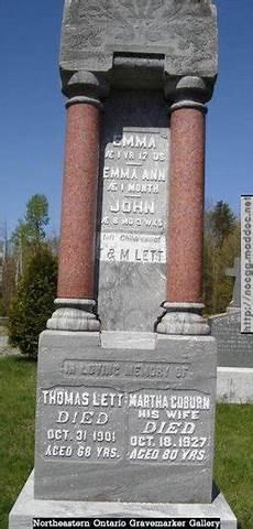 da lett lett 1834 1901 find a grave memorial