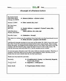 professional business letter format sample professional business letter 7 examples in word pdf
