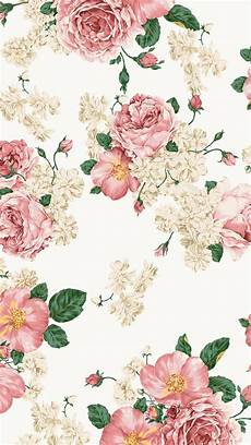 Watercolor Flower Wallpaper Iphone by Painting Of Roses Wallpaper In 2019 Floral Wallpaper