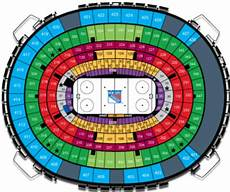 Ny Rangers Square Garden Seating Chart Nhl Hockey Arenas Square Garden Home Of The