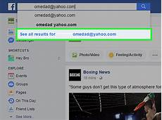 Facebook Address How To Use An Email Address To Find Someone On Facebook 8