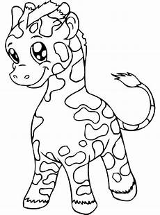 giraffes to giraffes coloring pages
