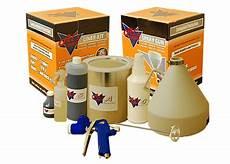 al s liner spray gun and 1 25 gallon hopper for diy kit by
