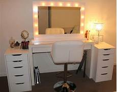 Makeup Vanity With Lights 17 Diy Vanity Mirror Ideas To Make Your Room More Beautiful