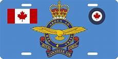 Royal Air Force Designs Royal Canadian Air Force License Plates Air Force