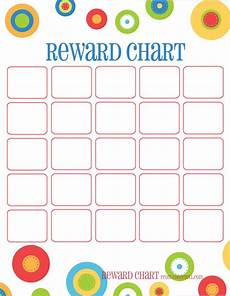 Reward Chart For Students Free Printable Reward Chart Teaching Ideas Pinterest