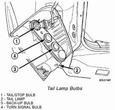 2004 Jeep Cherokee Brake Light Problems My 2004 Jeep Grand Cherokee Is A Problem With The