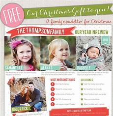 Christmas Family Newsletter Templates Free 41 Christmas Email Newsletter Templates Free Psd Eps