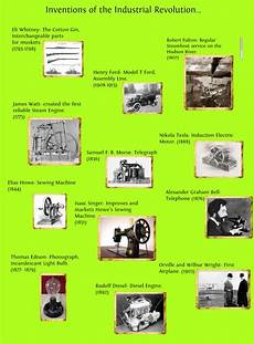 Inventions Of The Industrial Revolution Image Detail For Inventions Of The Industrial Revolution