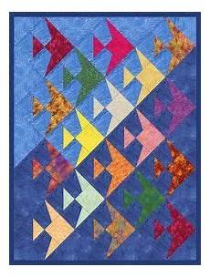patchwork motif un ballet de poissons tuto tutoriel patchwork couture