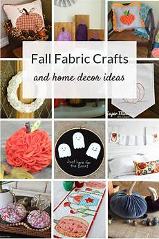 simple fall fabric crafts two purple couches