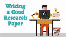 Writing A Paper Writing A Good Research Paper 187 Captureapps
