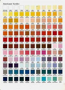 S Acrylic Craft Paint Color Chart Ral Color Chart Pdf Shameer In 2019 Ral Color Chart