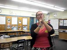 Jobs With The Deaf Inner City La Deaf School Youtube