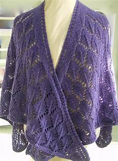 sunfunliving knits oak leaves shawl pattern free