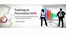 Training Presentation Training Session On Presentation Skills For Corporate