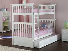 columbia trundle bunk bed atlantic furniture