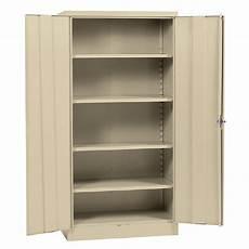 shop edsal 36 in w x 72 in h x 18 in d steel freestanding