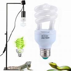 Uvb Led Reptile Light 5 0 Uvb 13w Reptile Spiral Light Bulb Uv Lamp Vivarium